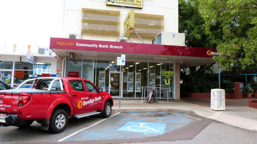 Nightcliff Community Bank Branch 40 Progress Drive