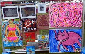 Seabreeze ArtSpace Display