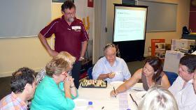 Discussing Community Ideas