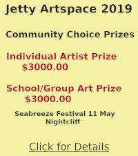 Artspace advertisement