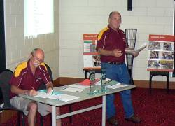 2010 Chairman at AGM