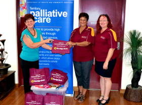 Support for Palliative Care