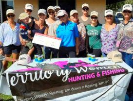 Territory Women Hunting and Fishing